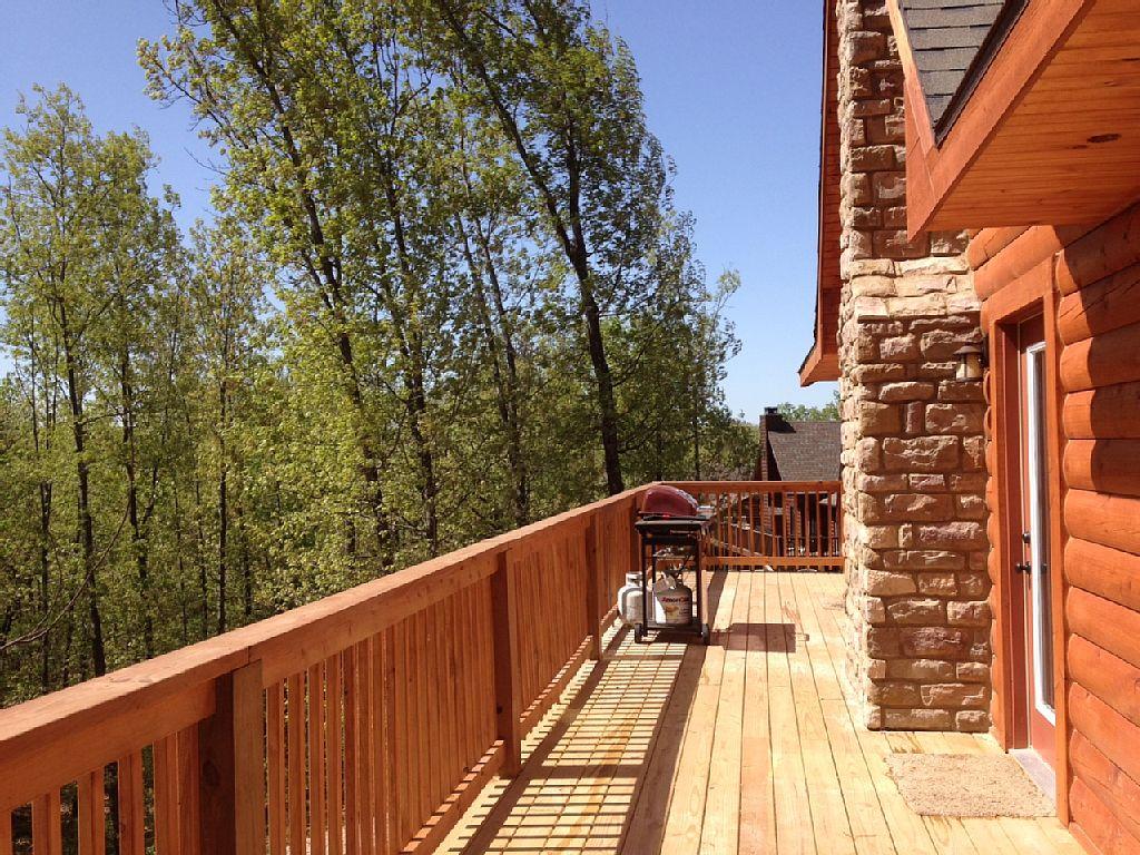 Missouri vacation Cabin rental