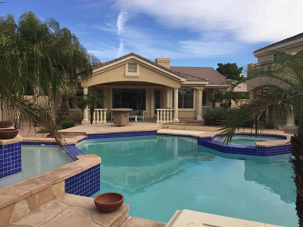 Luxury Guest House on Prime Estate with Large Pool