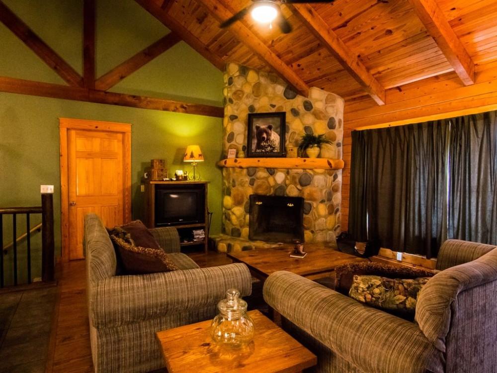 Garfield vacation Cabin rental