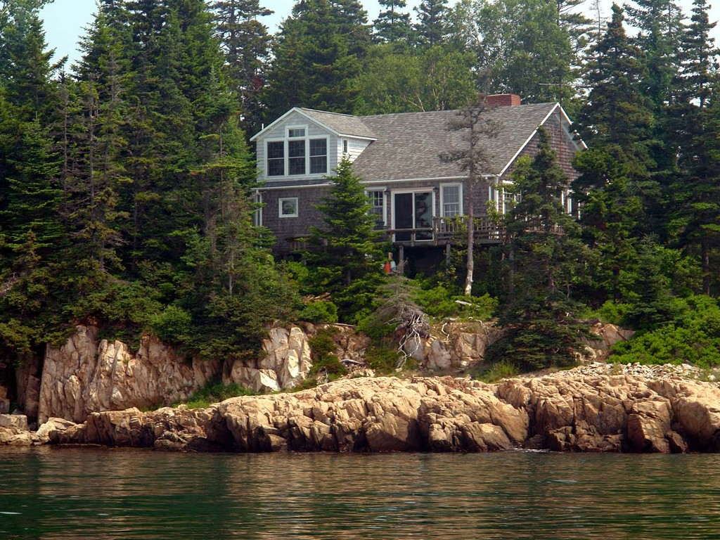 3 Bed Short Term Rental Cottage mt desert island