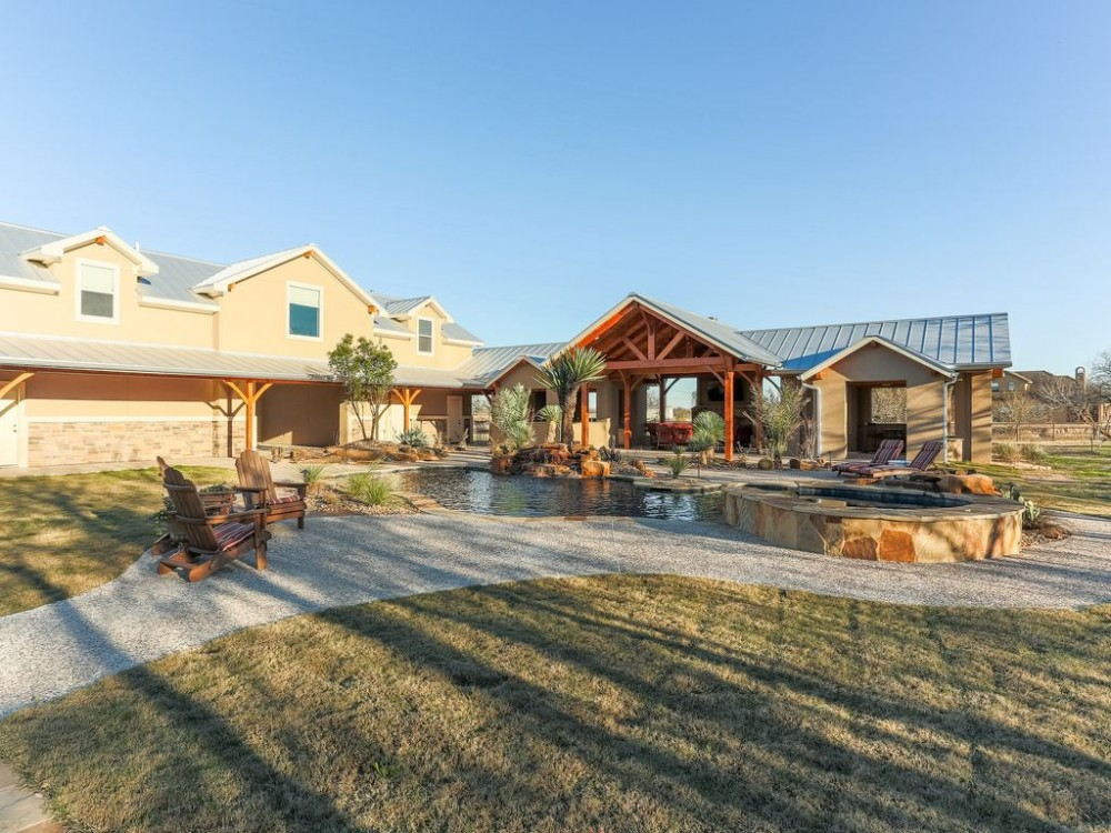 New Braunfels vacation rental with