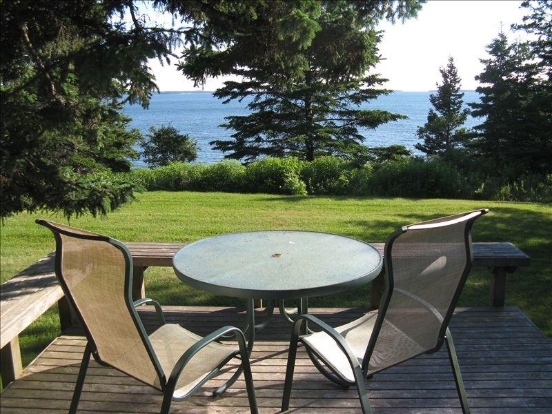 Pinelodge Cottage Waterfront/West Tremont on Mount Desert Island/Acadia