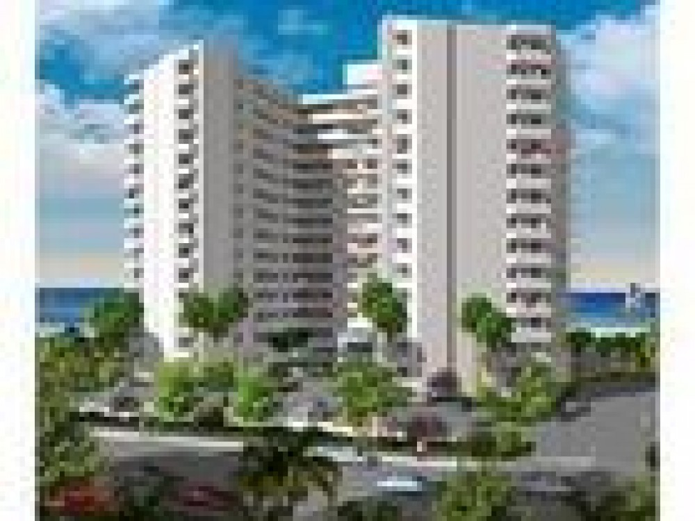 Daytona Beach vacation rental with TOWERS GRANDE