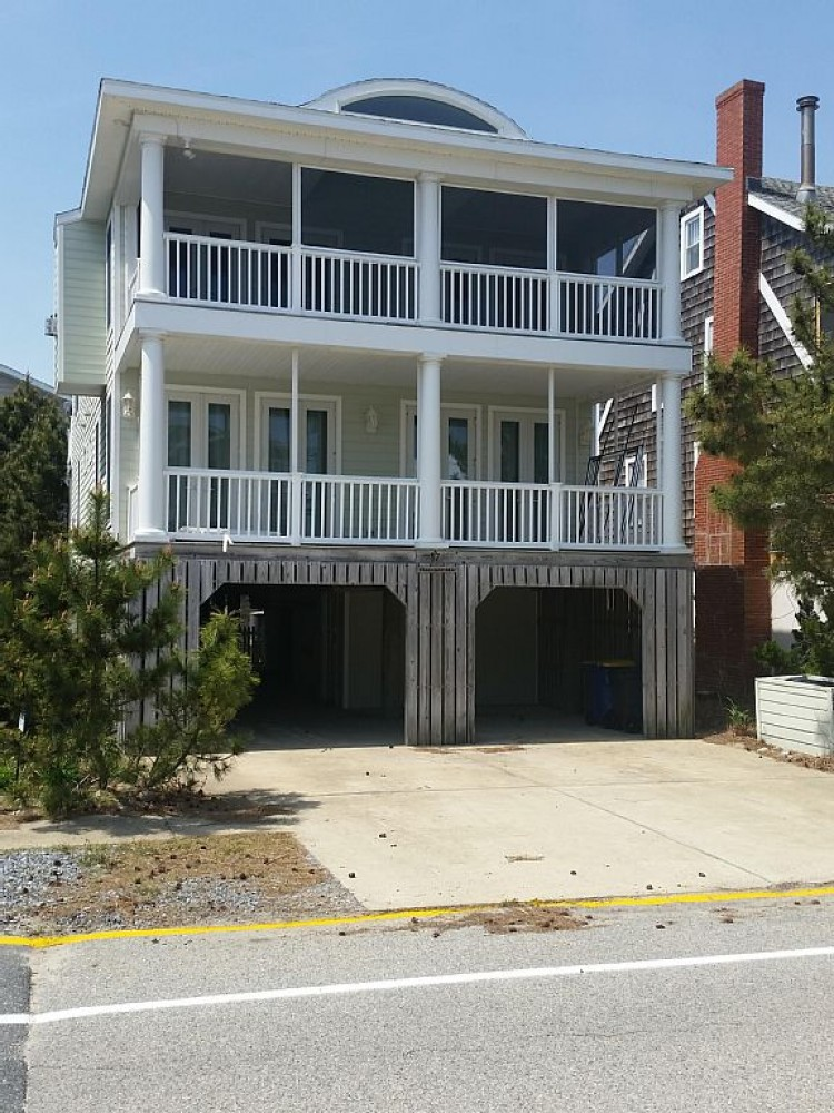 Bethany Beach vacation rental with