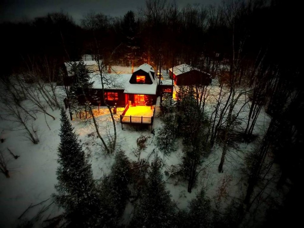 Manistique vacation rental with