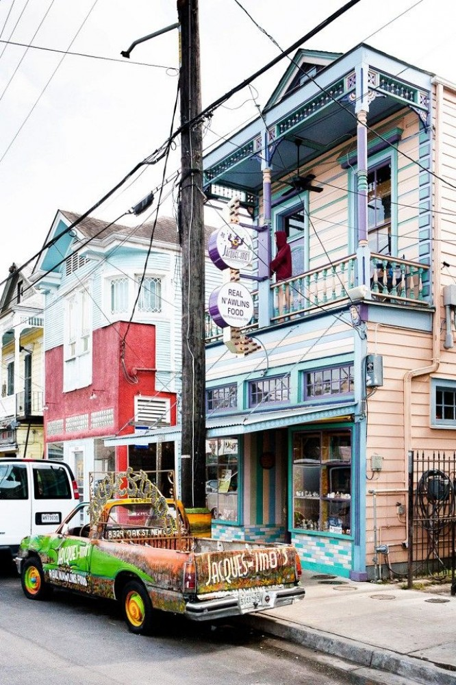New Orleans vacation home