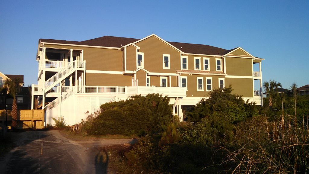 North Topsail Beach vacation House rental