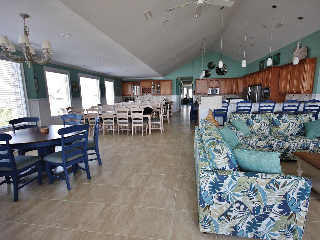 North Topsail Beach vacation rental with Front