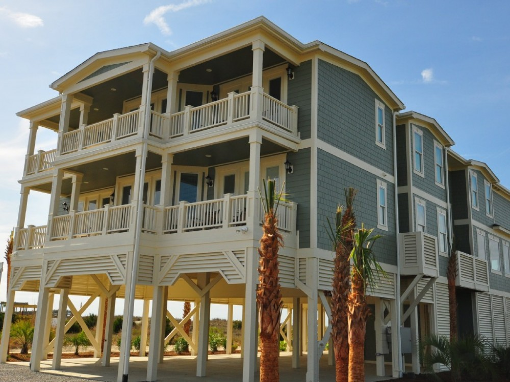 Large Oceanfront Home in Private Estate Community-Elevator/Handicap Room