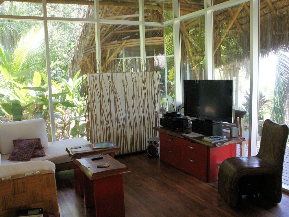 Boca Chica vacation rental with Our home theater system
