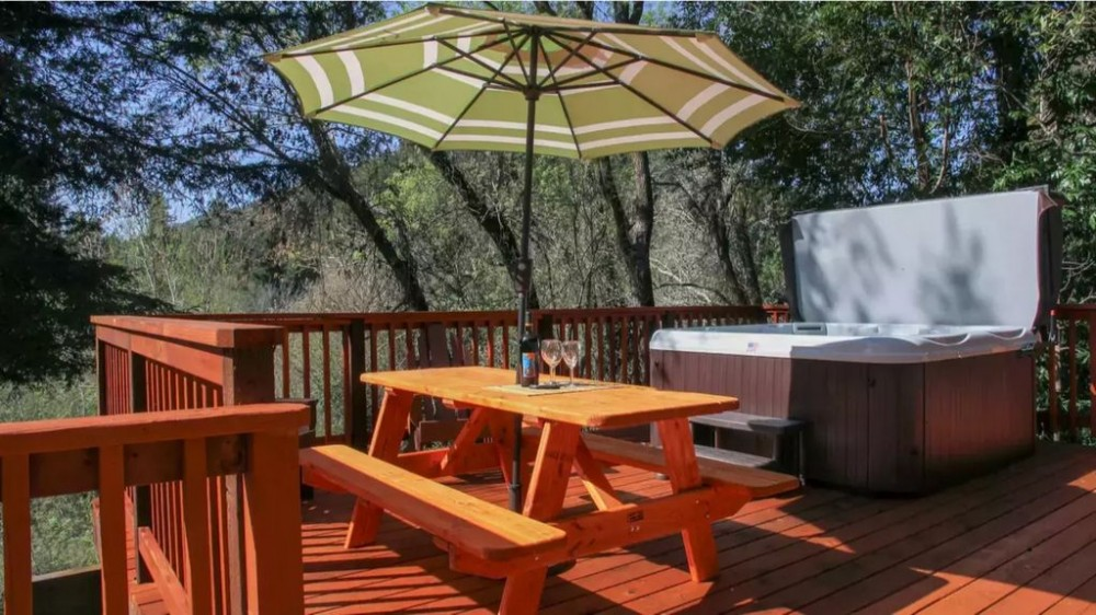 Guerneville vacation rental with
