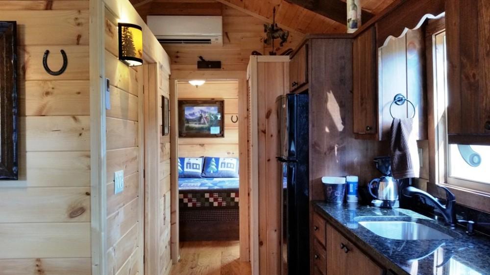 Mill Spring vacation Cabin rental