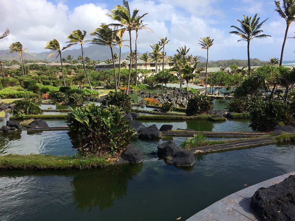 A Dream Vacation at a Beautiful Ocean-Front Resort on Sunny Poipu Point