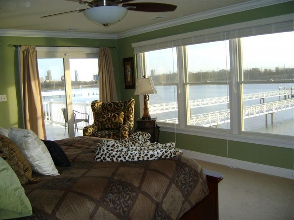 Master Bedroom Atlantic City vacation home