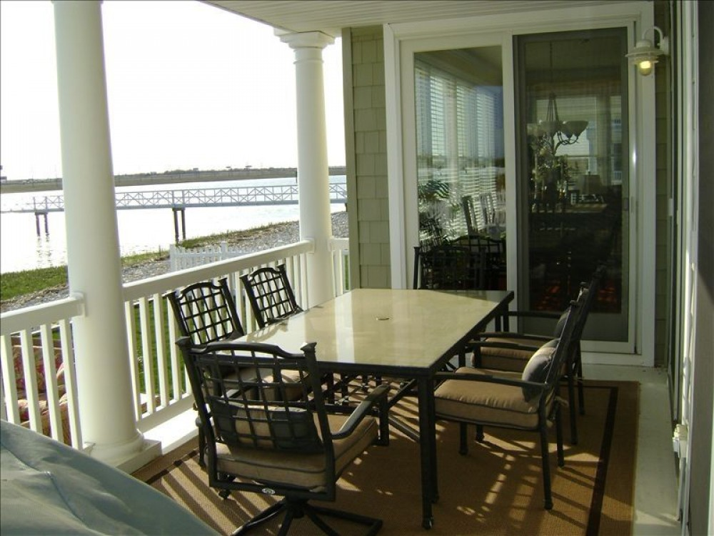 Atlantic City vacation rental with Front of house