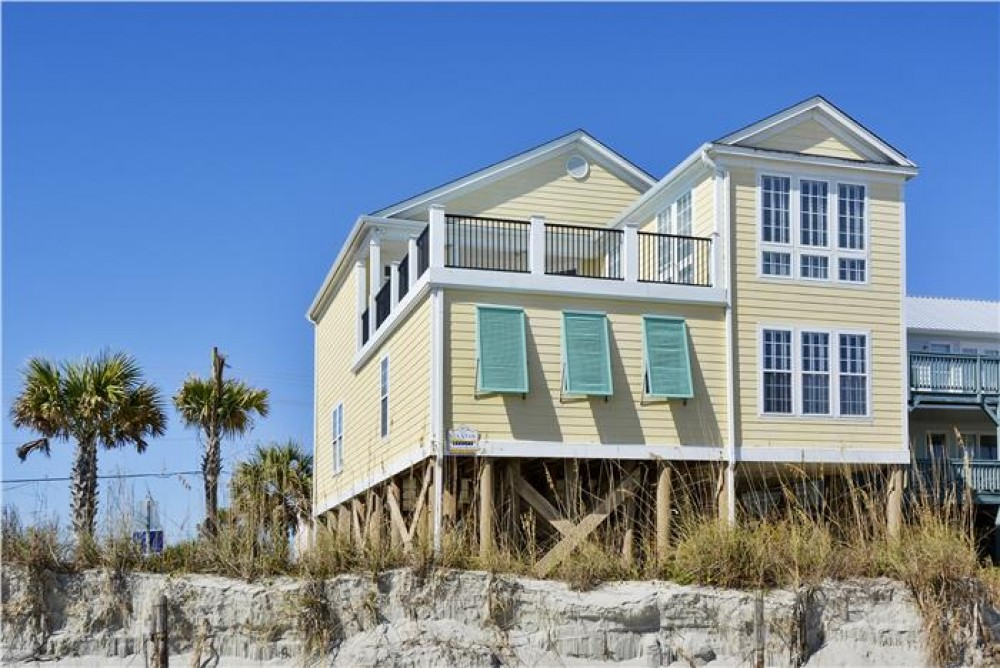 Murrells Inlet vacation rental with Ocean Side