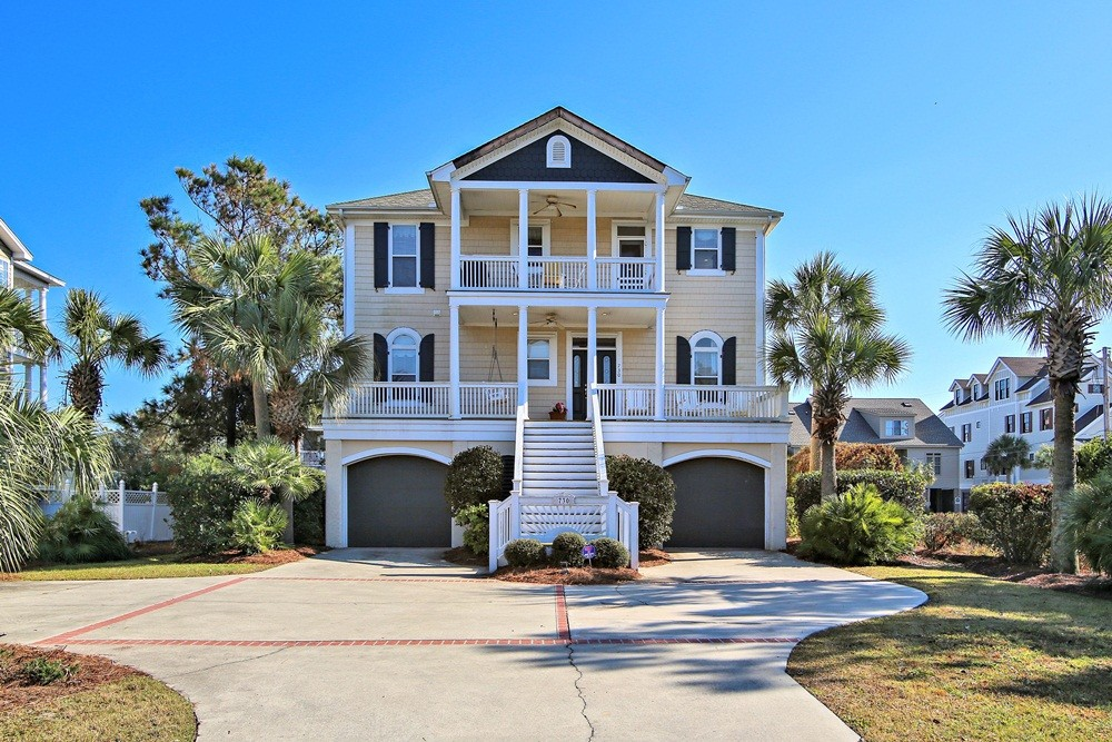 Pawleys Island vacation rental with