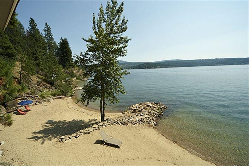 The Beach House at Twin Beaches Lake Coeur D'Alene, Idaho