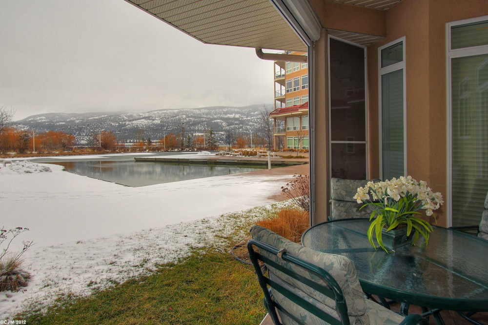 Kelowna vacation rental with