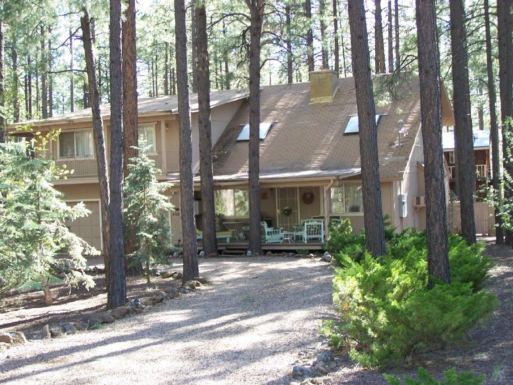 Large 4 BR Cabin in the Tall Pines, Pinetop Country Club