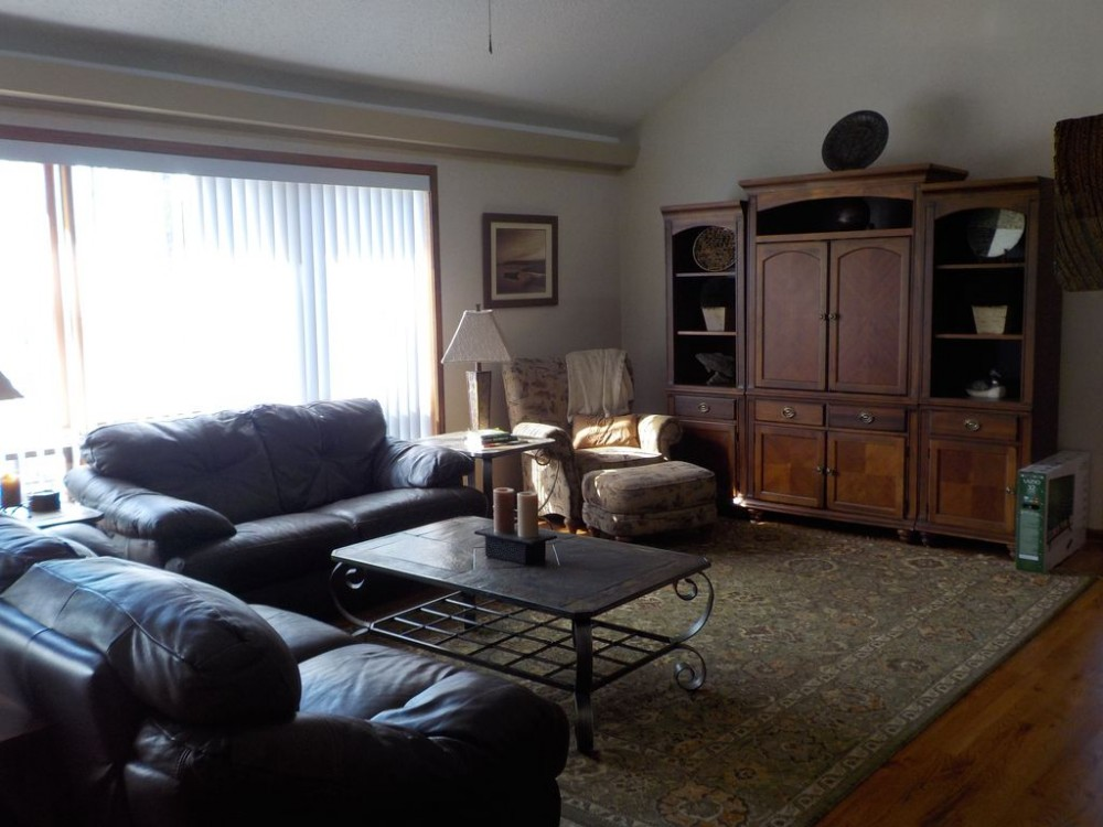 White vacation rental with