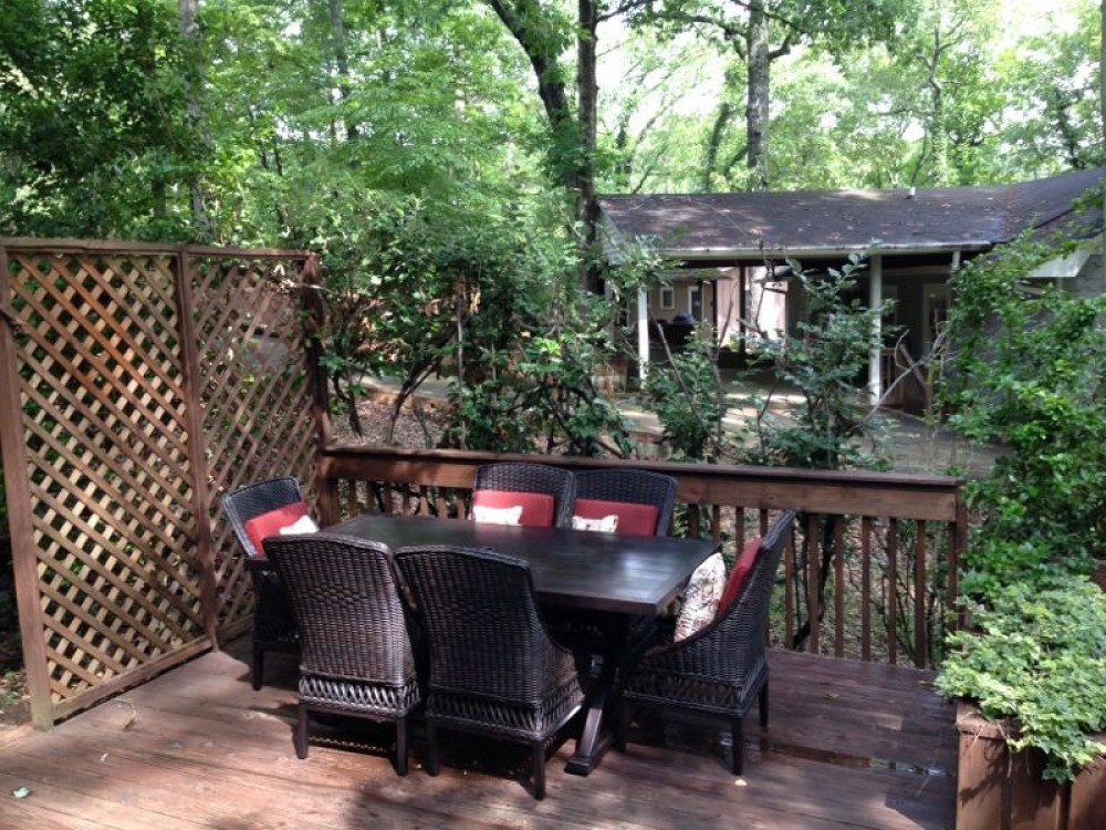 Hattiway on Lake Allatoona Includes Private Covered Dock