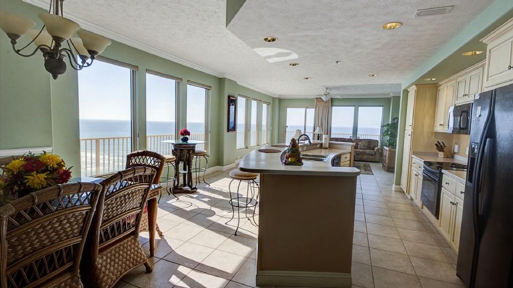 Panama City Beach vacation rental with Open Floor Plan