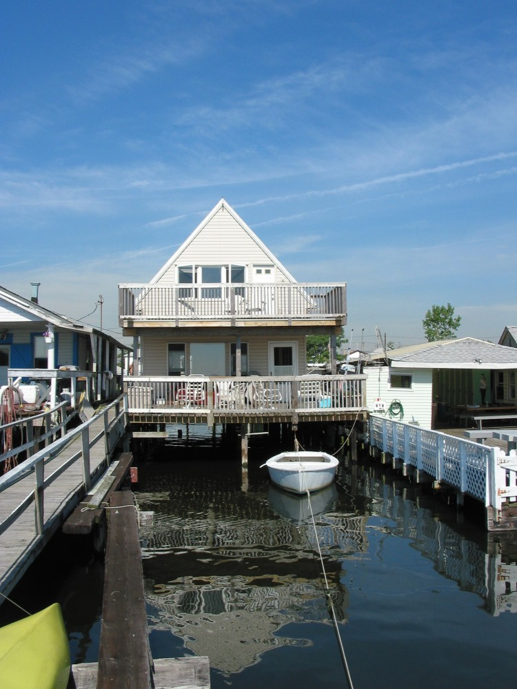 Far Rockaway vacation rental with View from Jamaica Bay