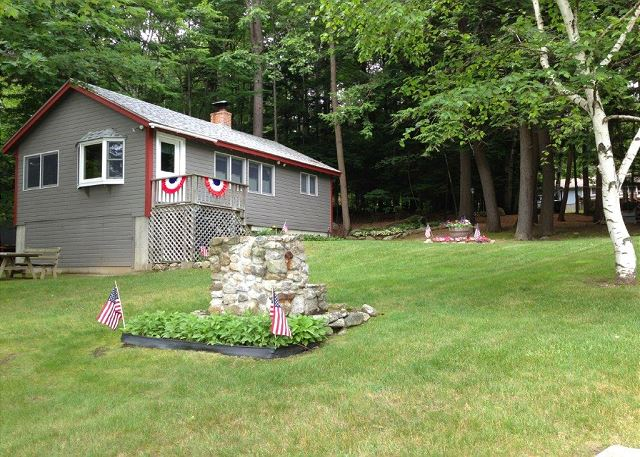 3 Bed Short Term Rental Cottage Moultonborough