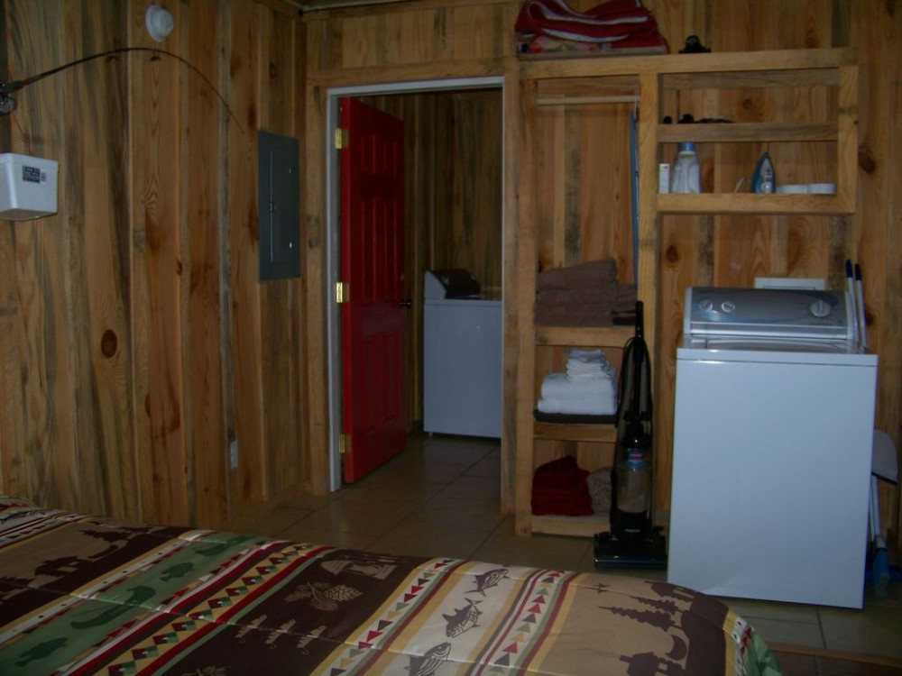 Washer and Dryer for your convenience. Murfreesboro vacation home
