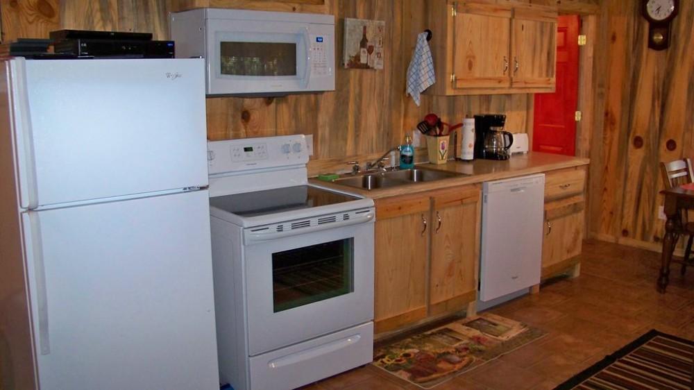 Murfreesboro vacation rental with Cozy den with sleeper sofa