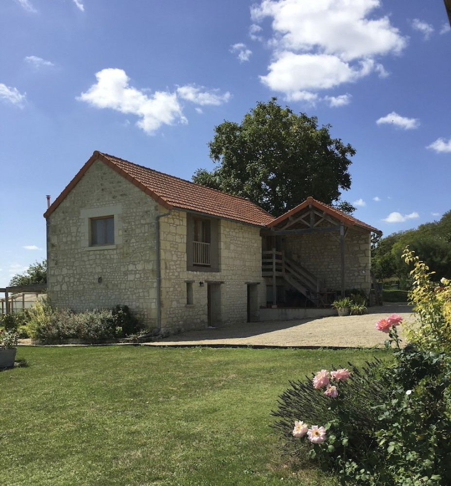 Chinon vacation rental with