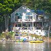 Four Season House.on Beautiful Lake Rescue Minutes to Okemo