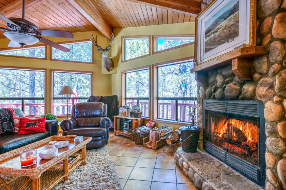 Arizona vacation Cabin rental