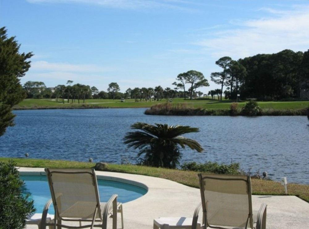 Hilton Head Island vacation rental with This is what we call Palmetto Dunes Paradise
