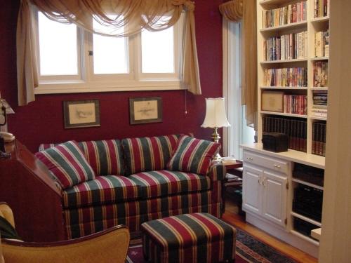 Library Airbnb Alternative Saratoga Springs New York Rentals