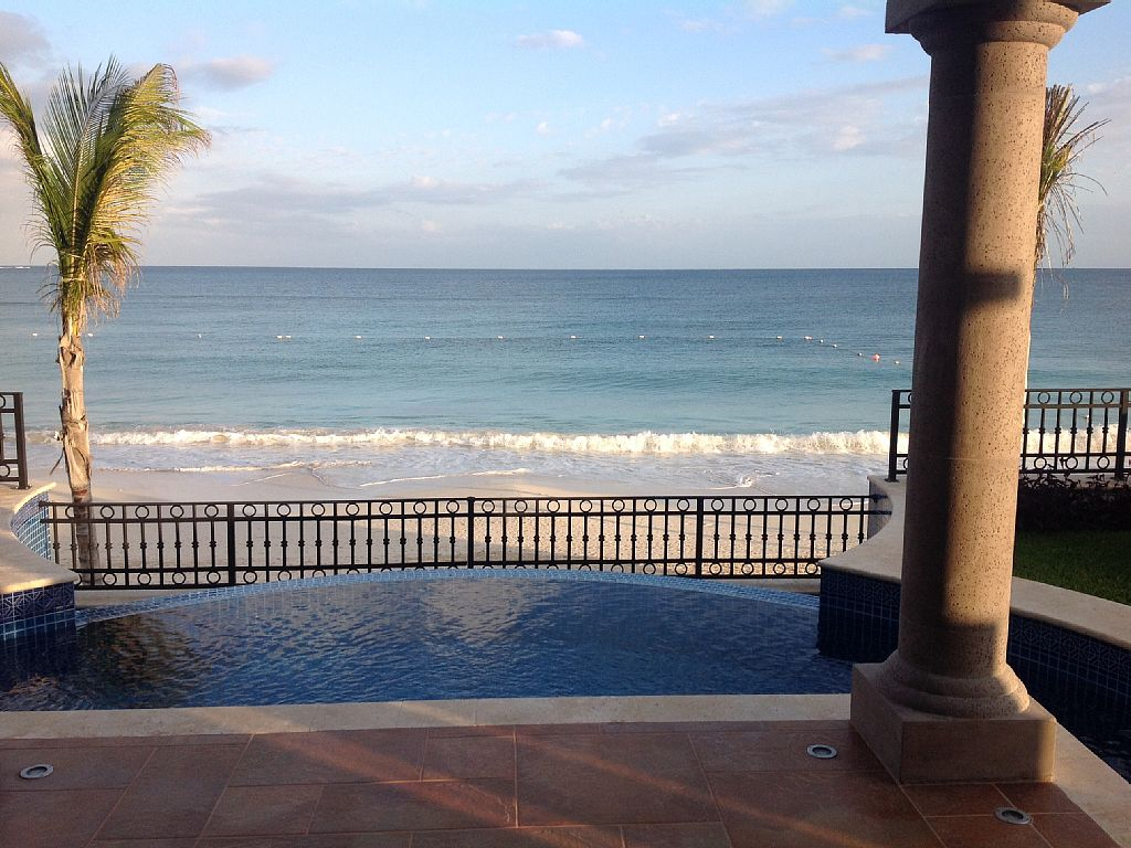 One of a Kind 3 Bedroom, Beachfront Condo in Luxury Resort Complex
