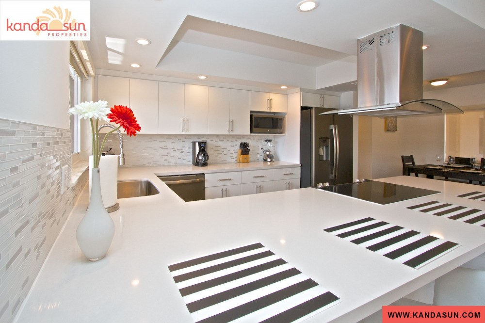 Pompano Beach vacation rental with modern kitchen