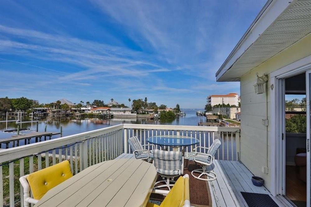 Clearwater vacation rental with Deck facing the ocean