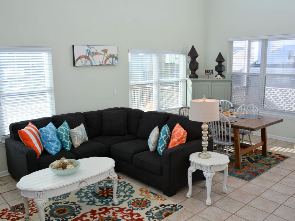 Port Saint Joe vacation rental with Living Room