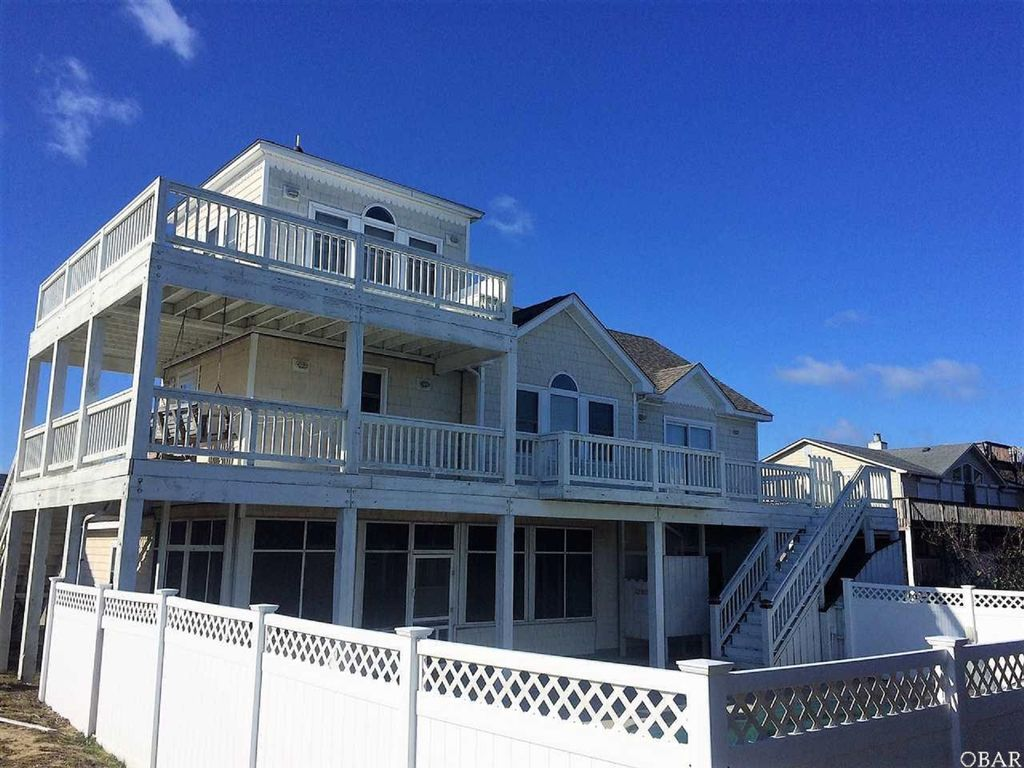 6 Bed Short Term Rental House Kitty Hawk