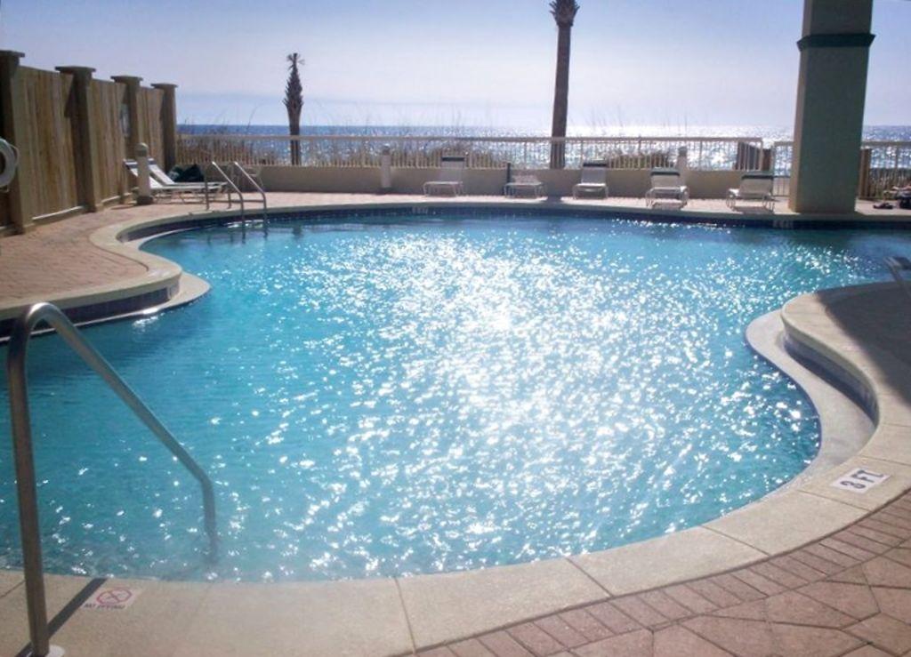 Celadon Beach Resort, Gulf Front,Close to Pier Park