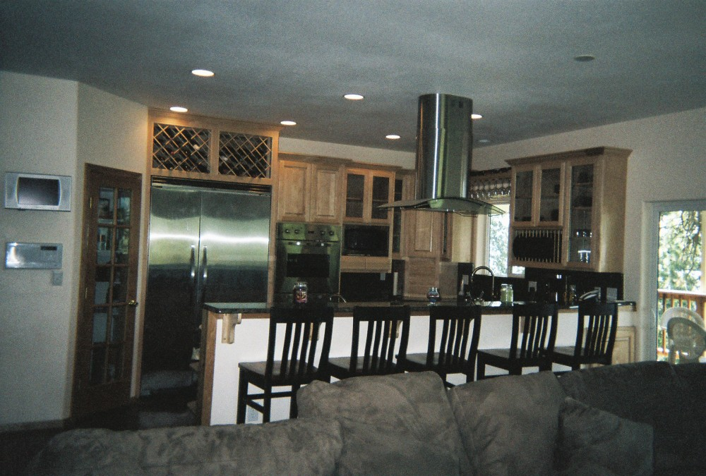 Harrison vacation rental with