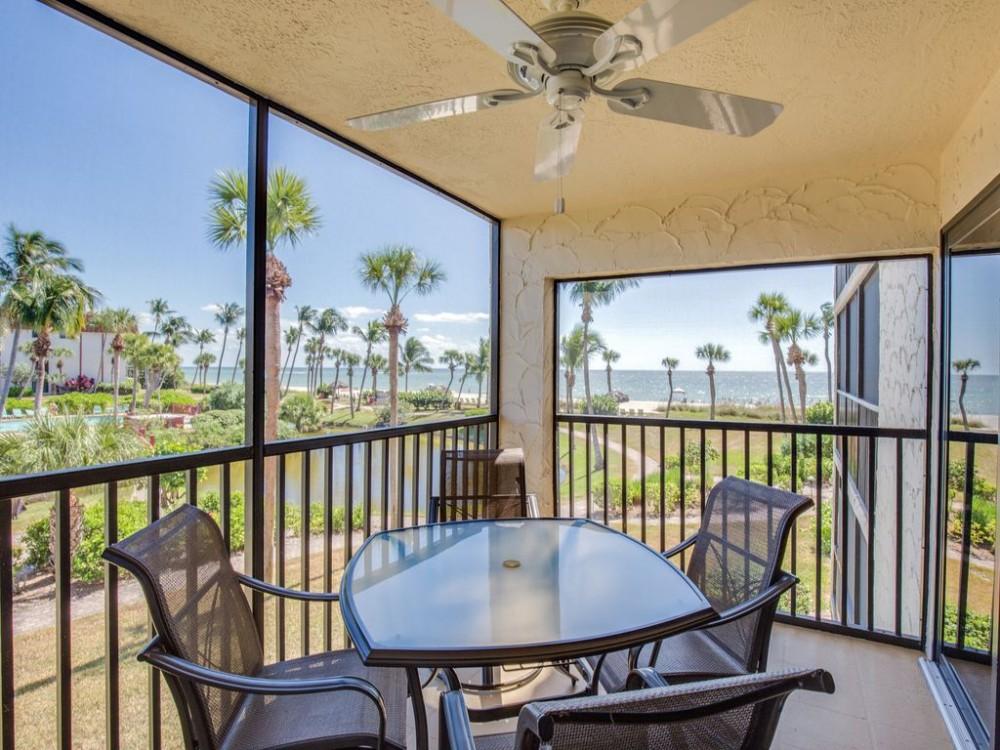 Sanibel vacation rental with