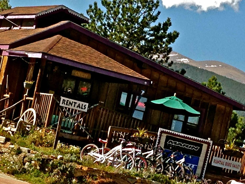 Nederland vacation rental with
