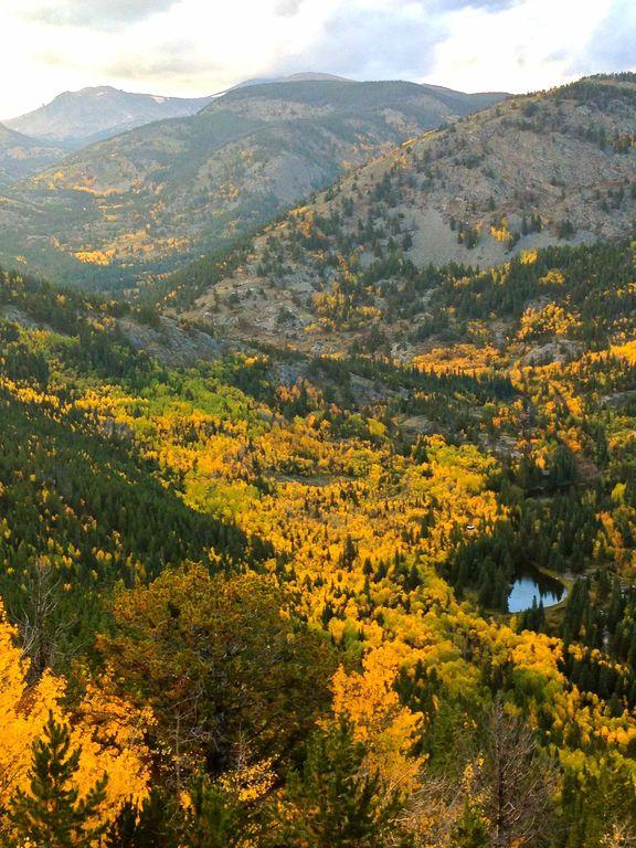 Magical, Mountain Getaway
