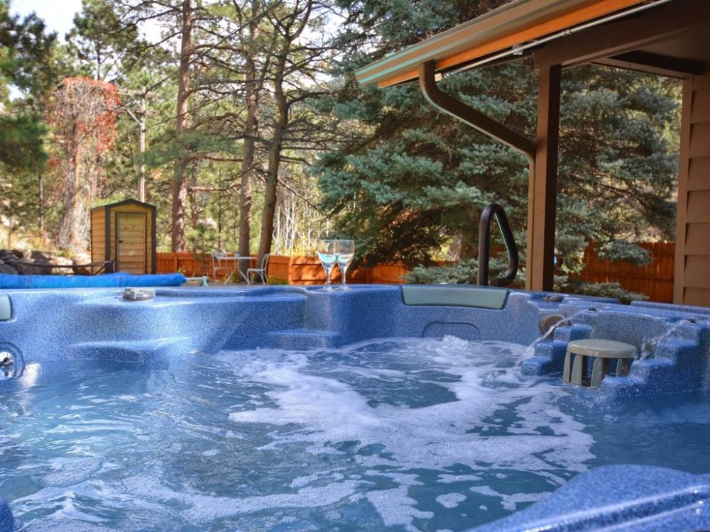 Estes Park, Colorado Vacation Rental | PRIVATE CABIN ON
