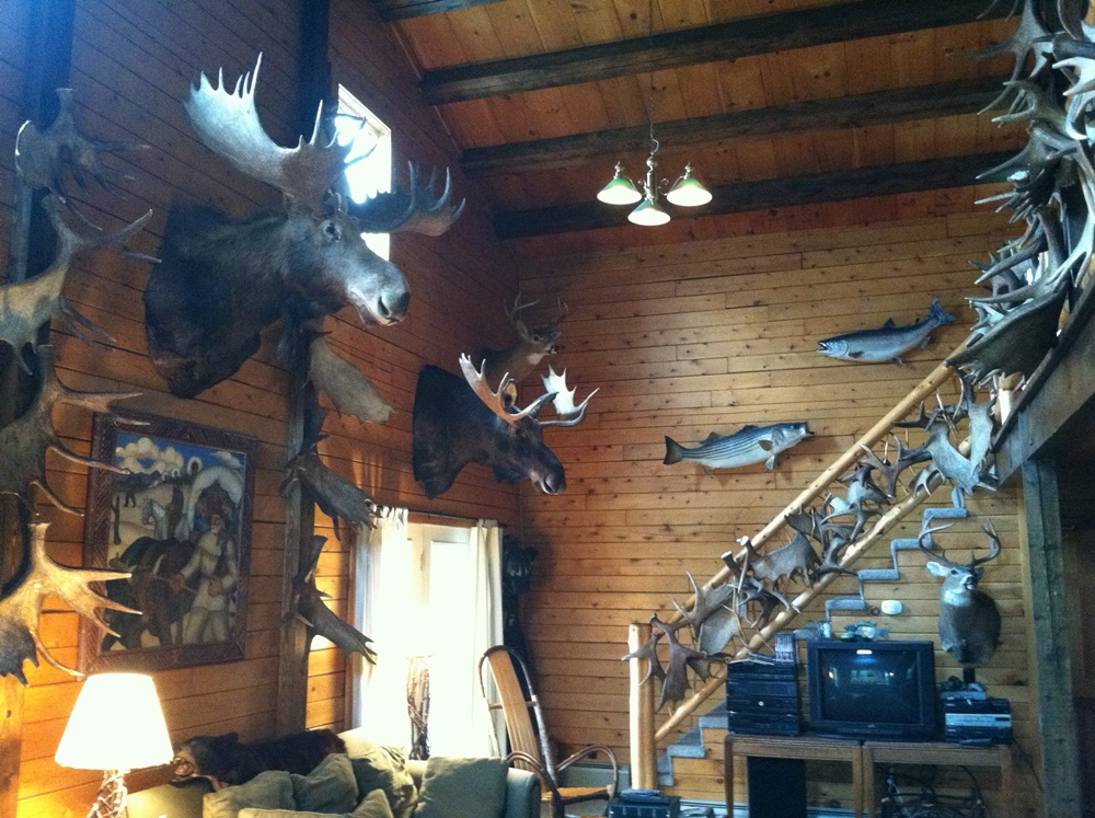 Jackman vacation rental with