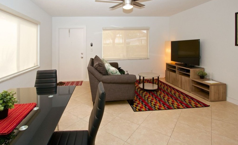 Pompano Beach vacation rental with Open plan living room