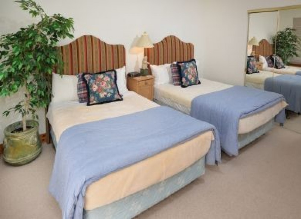 Edwards vacation rental with